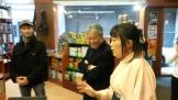 Pour l'occasion, nous avons eu l'honneur de recevoir la visite de Monsieur Hasegawa, Consul Général du Japon