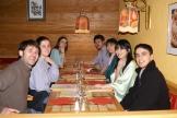 Petite photo souvenir des membres de l'ASA venus soutenir nos deux invitées d'honneur à Strasbourg